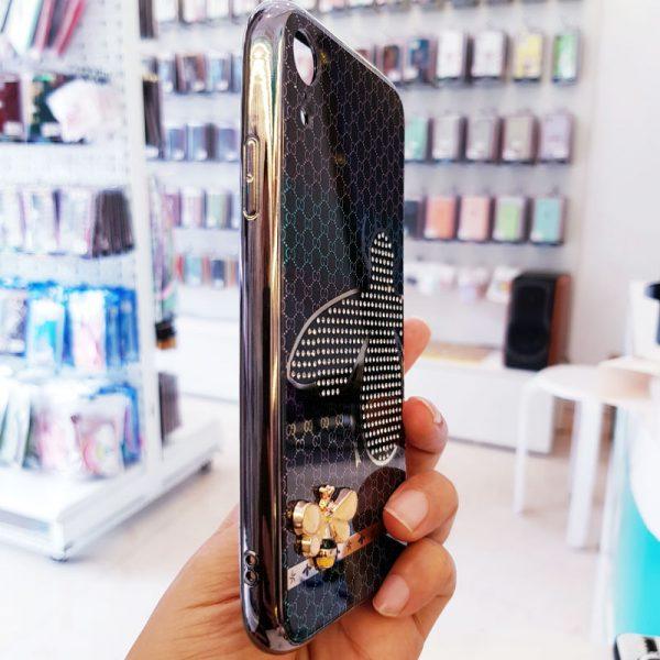 Ốp lưng điện thoại đính đá tybomb hình ong4