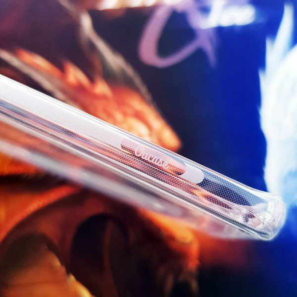 Ốp lưng điện thoại silicon trong Vucase2