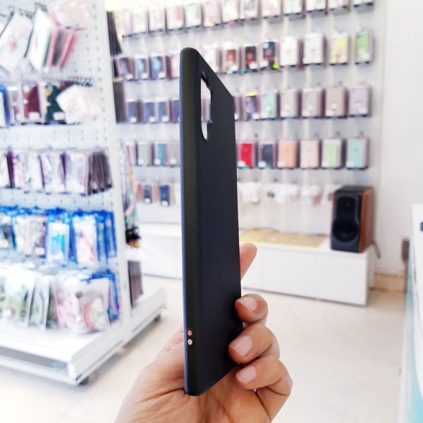 Ốp lưng điện thoại Samsung X-level Guardian đen1