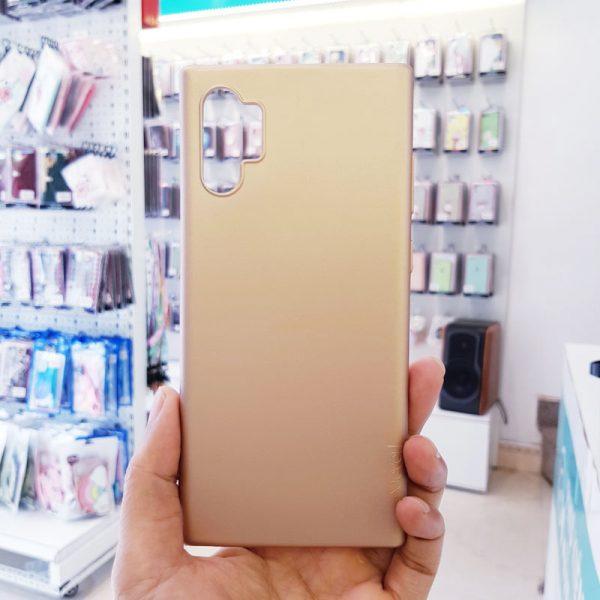 Ốp lưng điện thoại Samsung X-level Guardian vàng4