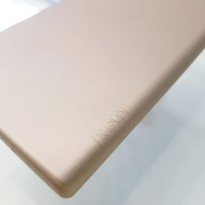 Ốp lưng điện thoại Samsung X-level Guardian vàng2