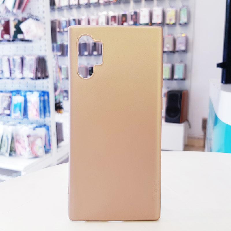 Ốp lưng điện thoại Samsung X-level Guardian vàng1
