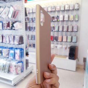 Ốp lưng điện thoại Samsung X-level Guardian vàng