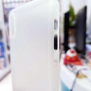 Ốp lưng điện thoại X-level siêu mỏng trắng mờ3