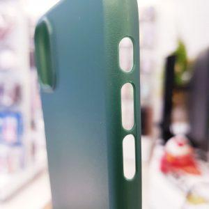Ốp lưng điện thoại X-level siêu mỏng xanh bộ đội4