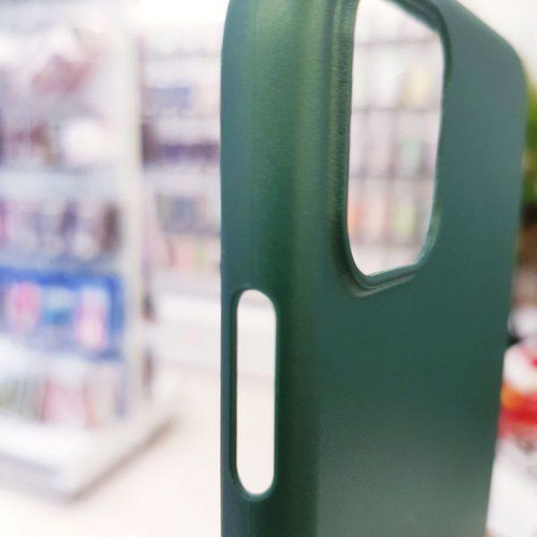 Ốp lưng điện thoại X-level siêu mỏng xanh bộ đội3