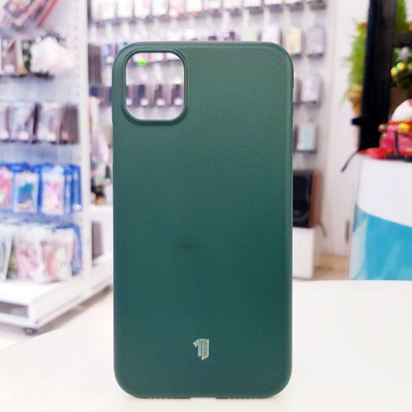 Ốp lưng điện thoại X-level siêu mỏng xanh bộ đội