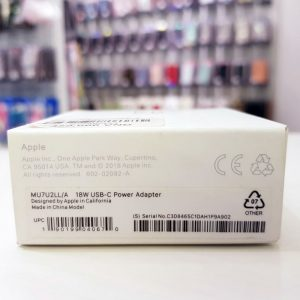 Củ sạc nhanh iPhone 18W USB C
