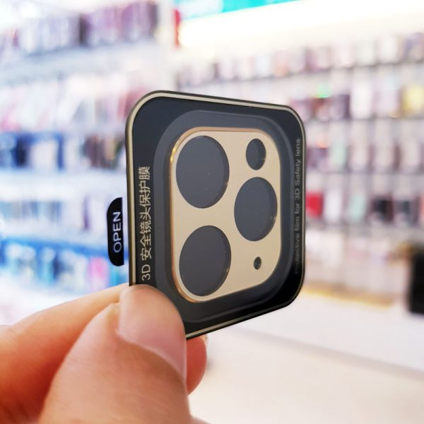 Dán cường lực camera iPhone Totu-7