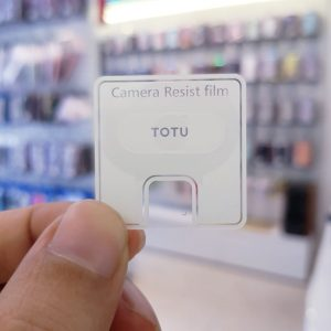 Dán cường lực camera iPhone Totu-1