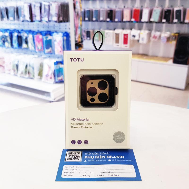 Dán cường lực camera iPhone Totu-9