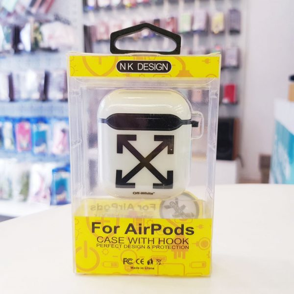 Bao Airpods 1/2 silicon NK design-6