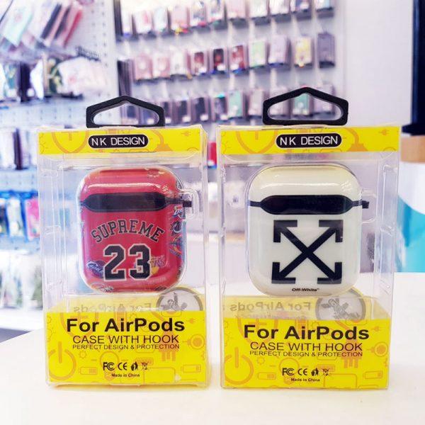 Bao Airpods 1/2 silicon NK design-5