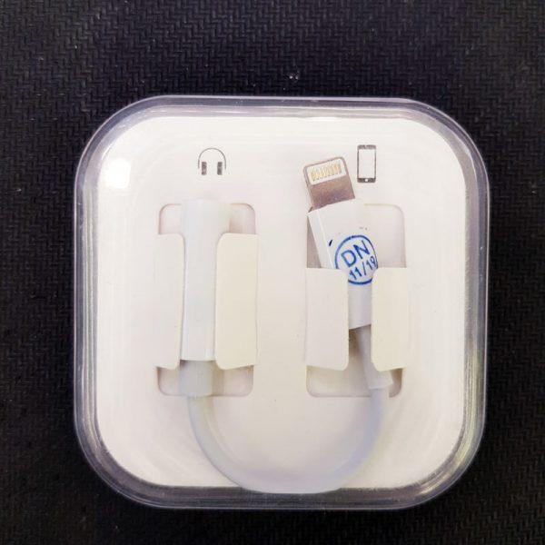 Đầu chuyển lightning sang 3.5 cho iPhone-4