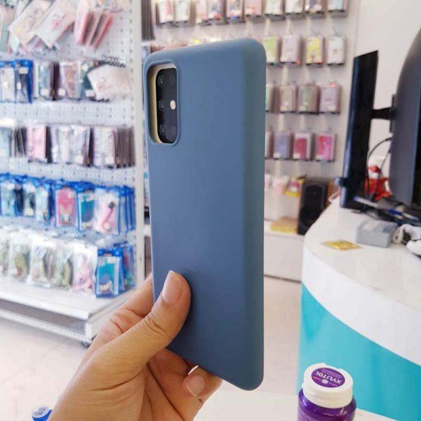 Ốp lưng điện thoại S20 Plus chống bẩn J-Case xanh dương