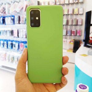 Ốp lưng điện thoại S20 Plus chống bẩn J-Case xanh cốm-1