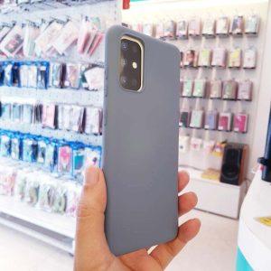 Ốp lưng điện thoại S20 Plus chống bẩn J-Case xanh da trời-1