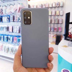 Ốp lưng điện thoại S20 Plus chống bẩn J-Case xanh da trời