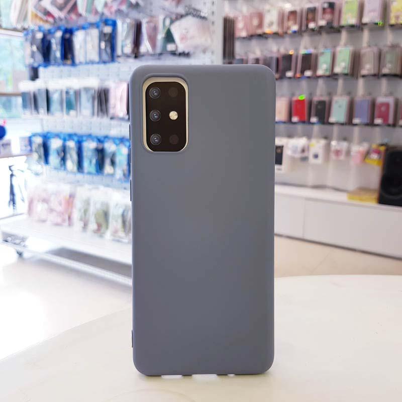 Ốp lưng điện thoại S20 Plus chống bẩn J-Case xanh da trời-3