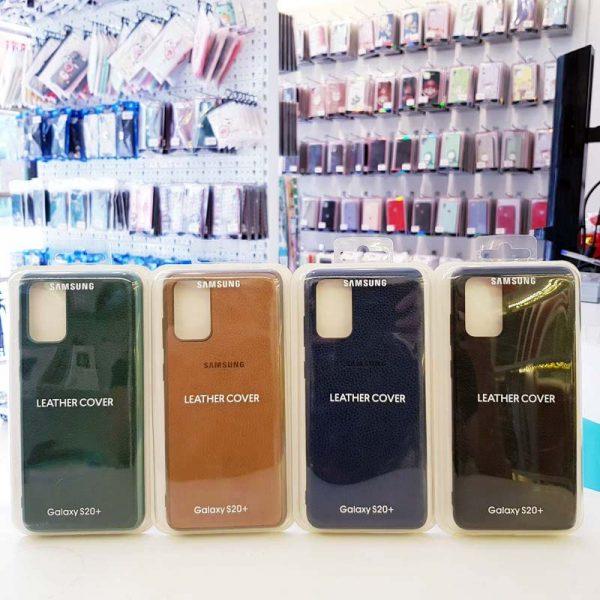 Ốp lưng điện thoại Samsung S20 Ultra bằng da