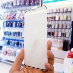 Kính cường lực iPhone Xr full màn hình không viền-2