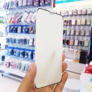 Kính cường lực iPhone Xr full màn hình không viền-1